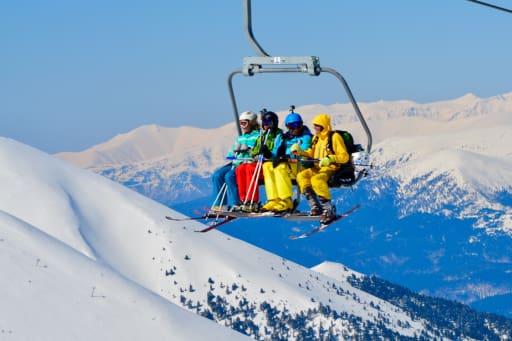 navette station de ski isere vtc