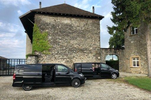 Chauffeur VTC Bourgoin Jallieu 38300