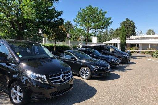 Chauffeur prive VTC Toutes distances a Grenoble